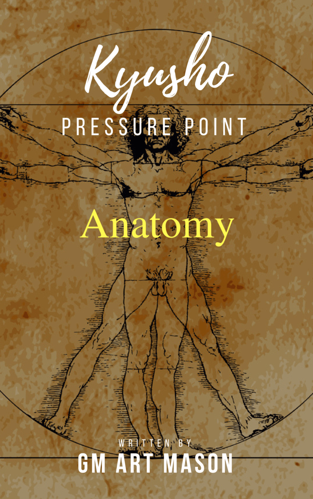 eBook cover Kyusho Pressure Point Anatomy
